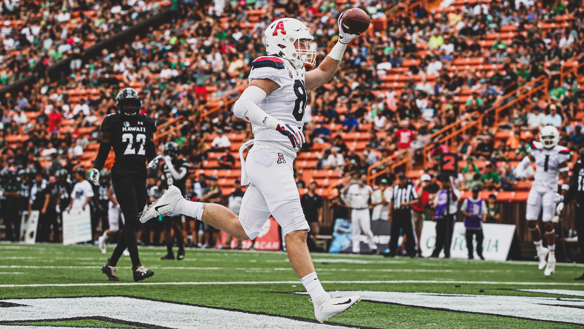 Building the A with Bryce Wolma - University of Arizona Athletics